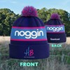 Half Backs team up with Quantcast & Noggin Sport to bring you warm woolly hats for the winter season! ❄️