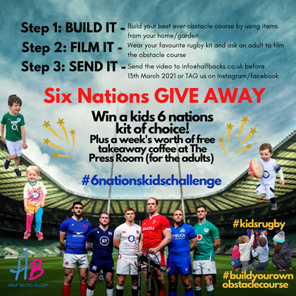 Six Nations Kids GIVE AWAY
