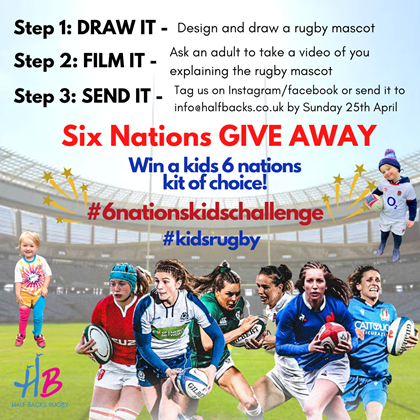 Six Nations Kids GIVE AWAY Part 2!